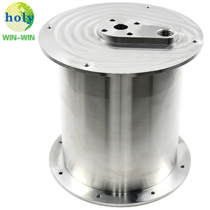 OEM Metal Stainless Steel 316L Milling CNC Turning Parts Chamber