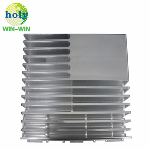 High Quality Metal Alloy Electrical Accessories CNC Milling Parts Heatsink
