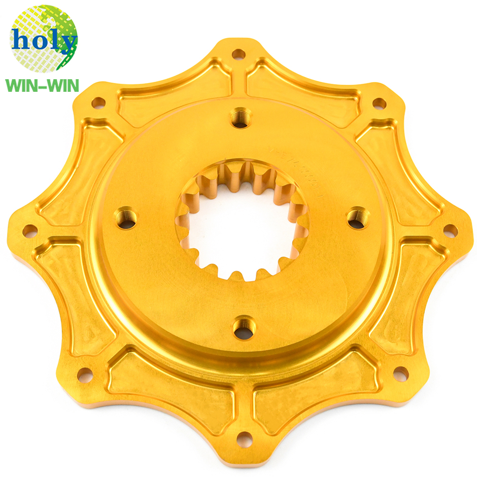 "OEM High Quality CNC Milling Parts 15"" Wheels Brake Hub"