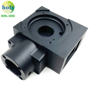 High-Tech Printing Machine Laser Block Aluminium CNC Machining Parts